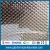 Talla Checkered laminada en caliente de la placa del acero inoxidable de Tisco AISI 201 6m m