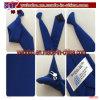 Clip de la seguridad de la decoración del día de fiesta en la corbata de seda del lazo de la cizalla (B8030)