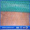 ячеистая сеть PVC диаметра 3mm Coated шестиугольная с ценой по прейскуранту завода-изготовителя