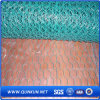 PVC上塗を施してある六角形の金網