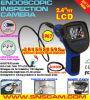 Industriële VideoBorescope (Industrielles VideoEndoskop/Endoscopi Industriali) met Scherm van 2.4 het  LCD (sns-99F)