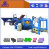 Cavité Qt6-15 hydraulique automatique pavant la machine de fabrication de brique de bloc concret