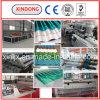 PVC ondulé tôles de toiture machine
