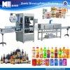 Máquina de etiquetado redonda de la poder de bebida del animal doméstico