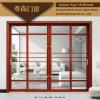 Алюминиевая/алюминиевая дверь с 4 панелями (Z-011)