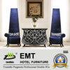 Chaise de dossier haut de mobilier d'hôtel design élégant (EMT-CA01)
