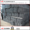 100mmx50mmx1.95mm Rectangular Steel Pipe für Structure Building Exported Korea