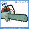 Ausschnitt-Holz-und Stein-Qualitäts-Stahlbenzin-Kettensäge