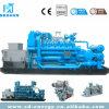 gerador do biogás do combustível 20kw-1000kw