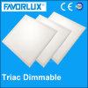 Luz del panel cuadrada de Dimmable 595*595 100lm/W LED del triac