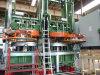 Pneu hydraulique de TBR corrigeant la presse avec la technologie d'à haute fréquence