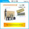 착색된 스테인리스 분무기 E 담배 (Mod 시동기 장비 Vamo V5)