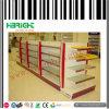 Тип индикация Tego металла гондолы Shelving супермаркета