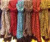 2016 de nieuwe Sjaal van het Garen van de Lijn van de Sjaal van de Winter van de Vrouw omzoomt Sjaal Sp1232