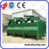 Máquina magnética de processamento seca do produto do separador/minério da fonte