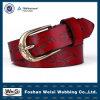 Produits faits sur commande en gros de ceinture en cuir de femmes