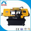 Serra de fita horizontal do metal (máquina de Sawing GS916 da faixa)