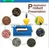 Máquina ancha de la extracción de aceite del cacahuete de la fábrica de la gama de la salida
