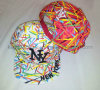 Fashion Custom 3D Embroidery and Printing Snapback Hat