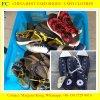 Используемые ботинки, вторая рука обувают экспорт высокого качества к рынку Африки