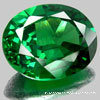 緑色の宝石類のための立方ジルコニアの宝石用原石