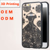 Housse d'impression UV personnalisée en couleur 3D personnalisée pour iPhone Sony