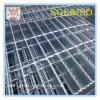 Serrated galvanisé Steel Grating pour Projects