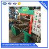 máquina de goma de la prensa del laboratorio 25ton, máquina de vulcanización de goma para el laboratorio