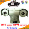Laser IR Vehicle Car bus PTZ auto Tracking Camera