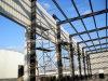 Almacén modular de acero ligero de la construcción