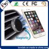 Montagem magnética do carro com parte do ferro para o telefone móvel