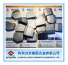 Режущие инструменты Parts Carbide вольфрама напаянных режущих частей