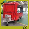 Restauratiewagen van de Aanhangwagen van de Kar van het voedsel de Kokende