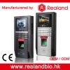 Sistema do controle de acesso do comparecimento do tempo do cartão da impressão digital de Realand M-F131