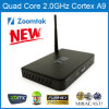 T8 Full Rooted Android TV Box con Amlogic S802 2g RAM 8g NAND Flash Perfect Xbmc