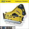 Type lateral Rock Breaker Hammer para Zx200 Zx210 Zx220 Excavator