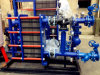 Power Plantのための上海中国の製造Intelligent Plate Heat Exchanger