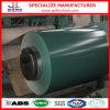 Telhadura galvanizada revestida cor Rolls do metal de folha de Dx52D PPGI