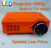 텔레비젼 조율사 (D9HB)에서 건축되는 LED 영사기 1080p