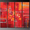 Het moderne Abstracte Acryl Schilderen op Canvas