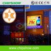 Pantalla de la publicidad al aire libre LED del Dual-Mantenimiento de Chipshow P10