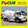 9cbm HOWO Concrete Mixer Truck mit LHD und Rhd