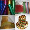 Película de estiramento holográfica do laser BOPP para produtos do Natal
