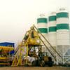 De Installatie van de concrete Mengeling (HLS75)