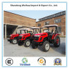 65HP landbouwbedrijf en Verschepende Tractor