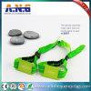 Bracelete de tecido de tecido RFID para pulseira de festas no estilo para eventos e festas