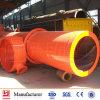 2014년 Henan Yuhong ISO9001 & 세륨 승인되는 톱밥 회전하는 건조기