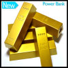 Immobilier 2600mAh Power Bank Gold Bar 2015 Nouveau modèle
