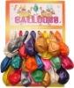 De Ballons van de kaart (PC-038)