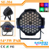 54X3w RGBW 4in1 Indoor LED PAR 64 Light (SF-304)